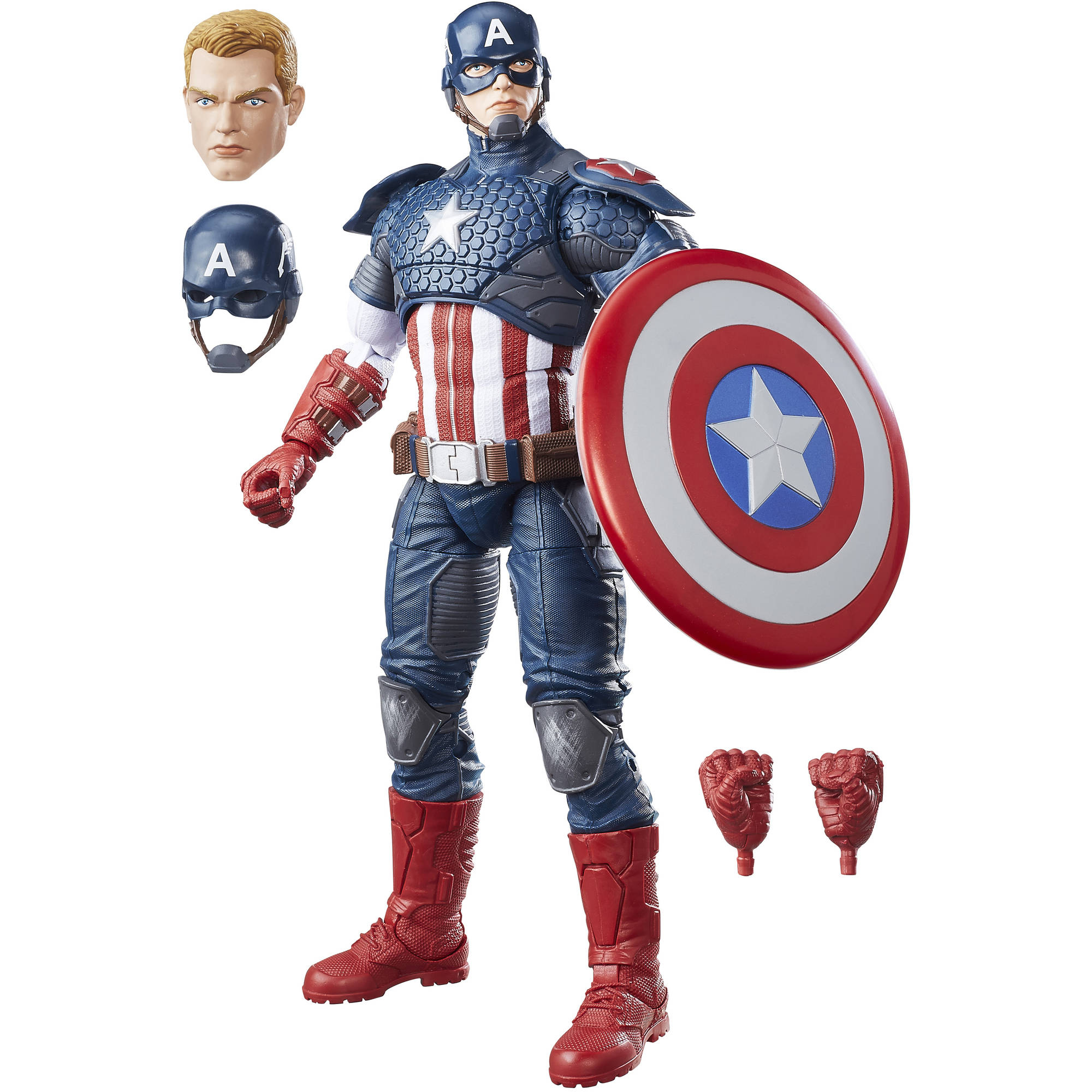 Marvel Legends Series 12 inch Action Figure Captain ...