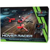 Sky Viper Remote Control Hover Racer Gaming Drone 2.4 GHz Quad Copter Red