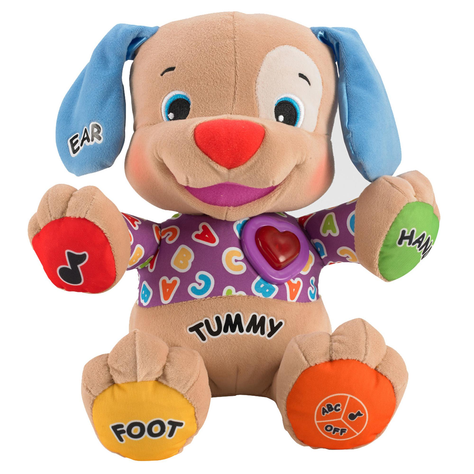 ffb506ff4c Fisher-Price Laugh & Learn Love To Play Puppy