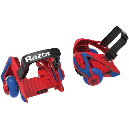 Razor Spider-Man Jetts Heel Wheels Skate