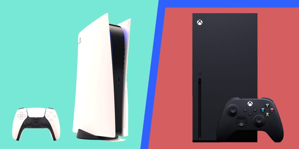 PlayStation 5 vs Xbox